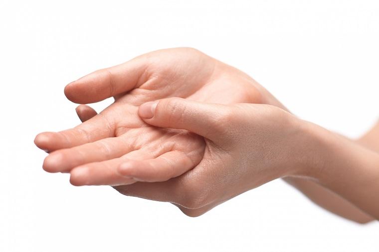 指の痛みについて